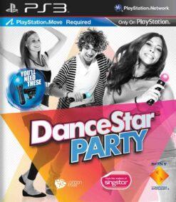 Hra Dancestar Party pro PS3 Playstation 3 konzole