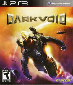 Hra Dark Void pro PS3 Playstation 3 konzole