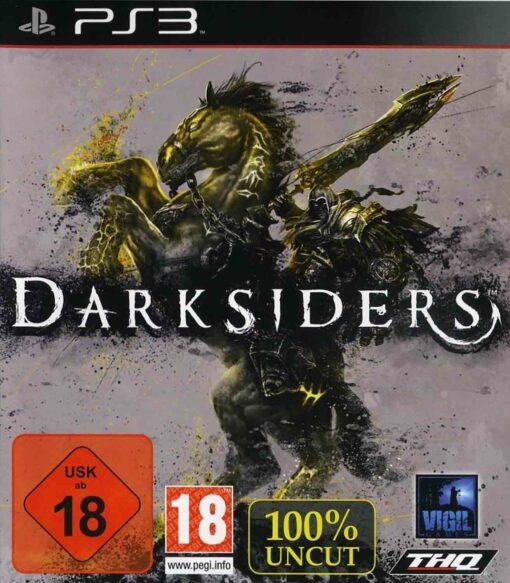 Hra Darksiders pro PS3 Playstation 3 konzole