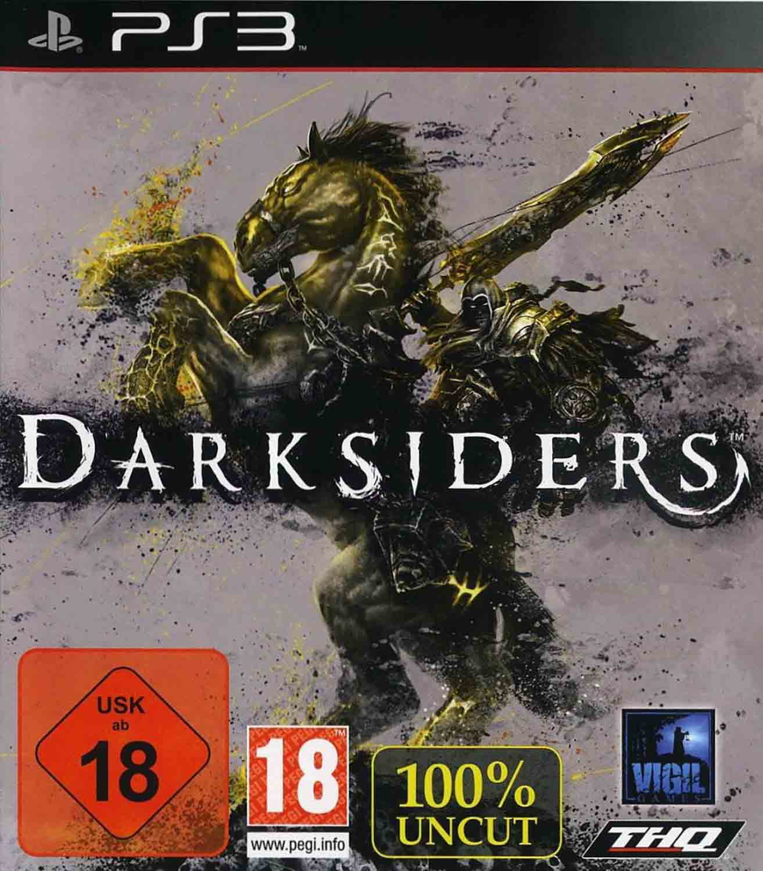 Darksiders pro PS3