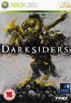 Hra Darksiders pro XBOX 360 X360 konzole