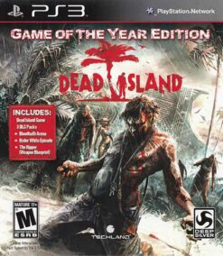 Hra Dead Island - Game Of The Year edition pro PS3 Playstation 3 konzole
