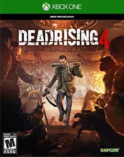 Hra Dead Rising 4 pro XBOX ONE XONE X1 konzole