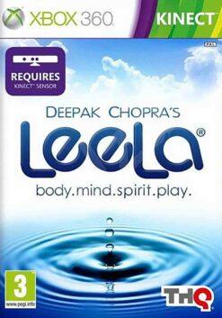 Hra Deepak Chopra's Leela pro XBOX 360 X360 konzole