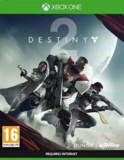 Hra Destiny 2 pro XBOX ONE XONE X1 konzole