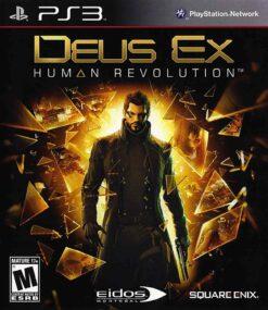 Hra Deus Ex: Human Revolution pro PS3 Playstation 3 konzole