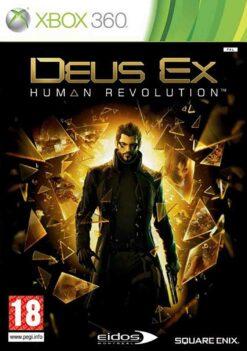Hra Deus Ex: Human Revolution pro XBOX 360 X360 konzole