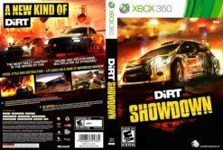 Hra DiRT Showdown pro XBOX 360 X360 konzole