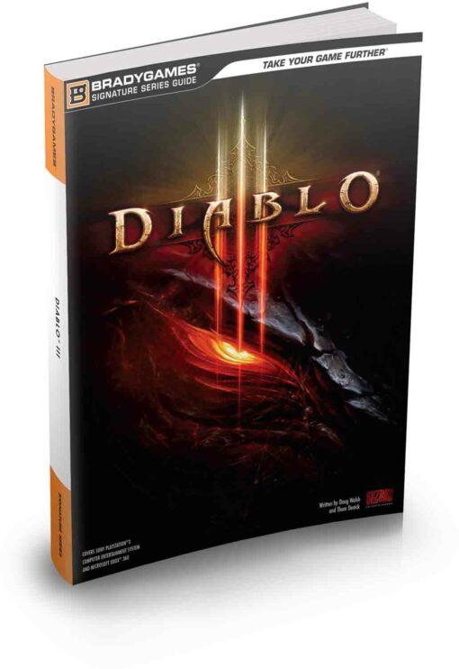 Diablo III Signature Series Guide (kniha)