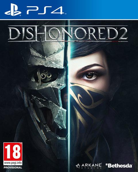 Hra Dishonored 2 pro PS4 Playstation 4 konzole