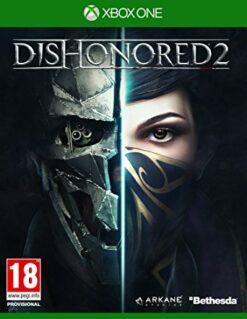 Hra Dishonored 2 pro XBOX ONE XONE X1 konzole