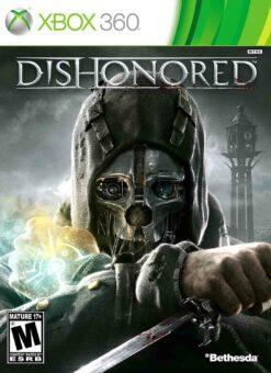 Hra Dishonored pro XBOX 360 X360 konzole