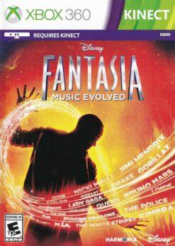 Hra Disney Fantasia: Music Evolved pro XBOX 360 X360 konzole