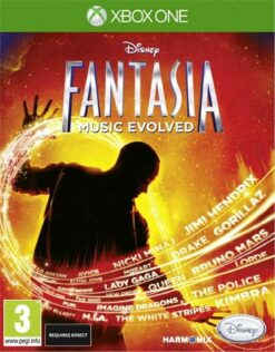 Hra Disney Fantasia: Music Evolved pro XBOX ONE XONE X1 konzole