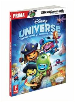 Disney Universe (kniha)
