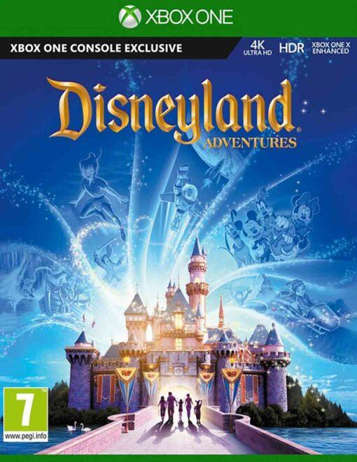 Hra Disneyland Adventures pro XBOX ONE XONE X1 konzole