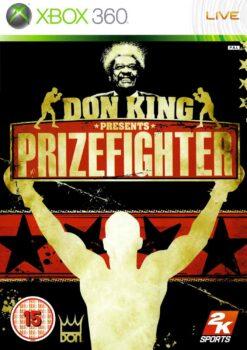 Hra Don King Presents Prizefighter pro XBOX 360 X360 konzole