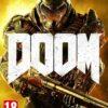 Hra Doom pro XBOX ONE XONE X1 konzole