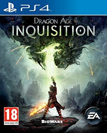 Hra Dragon Age: Inquisition pro PS4 Playstation 4 konzole