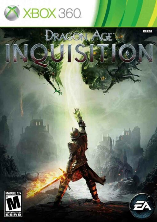 Hra Dragon Age: Inquisition pro XBOX 360 X360 konzole