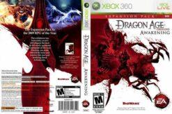 Hra Dragon Age: Origins Awakening pro XBOX 360 X360 konzole