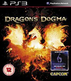 Hra Dragon's Dogma pro PS3 Playstation 3 konzole
