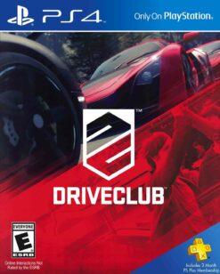 Hra Driveclub pro PS4 Playstation 4 konzole