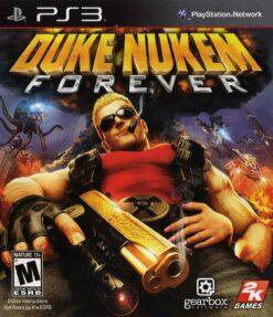 Hra Duke Nukem Forever pro PS3 Playstation 3 konzole