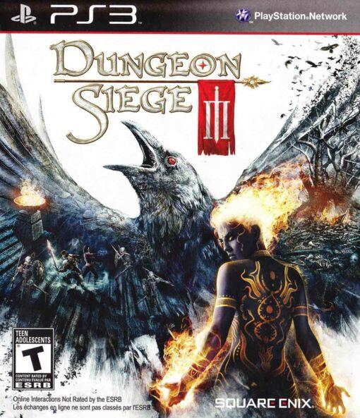 Hra Dungeon Siege 3 pro PS3 Playstation 3 konzole