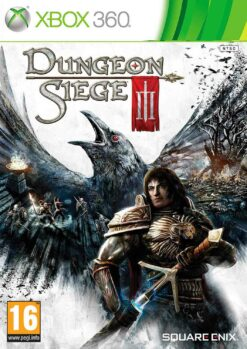 Hra Dungeon Siege 3 pro XBOX 360 X360 konzole