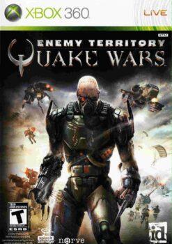 Hra Enemy Territory Quake Wars pro XBOX 360 X360 konzole