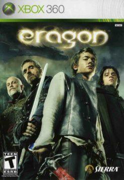 Hra Eragon pro XBOX 360 X360 konzole