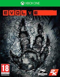 Hra Evolve pro XBOX ONE XONE X1 konzole