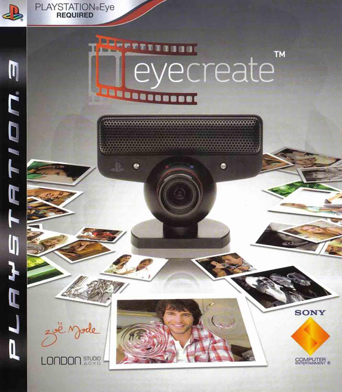 EyeCreate pro PS3