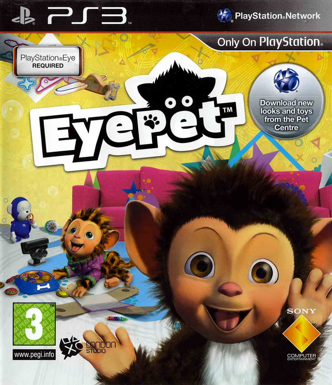 EyePet pro PS3