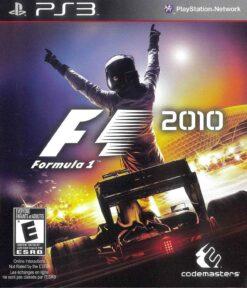 Hra F1 2010: Formula 1 pro PS3 Playstation 3 konzole
