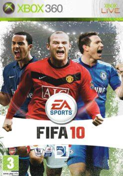 Hra FIFA 10 pro XBOX 360 X360 konzole