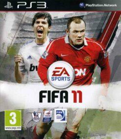 Hra FIFA 11 pro PS3 Playstation 3 konzole