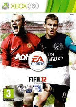 Hra FIFA 12 pro XBOX 360 X360 konzole