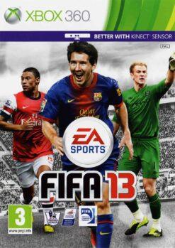 Hra FIFA 13 pro XBOX 360 X360 konzole