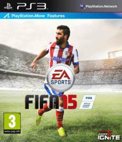 Hra FIFA 15 pro PS3 Playstation 3 konzole