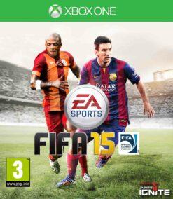 Hra FIFA 15 pro XBOX ONE XONE X1 konzole