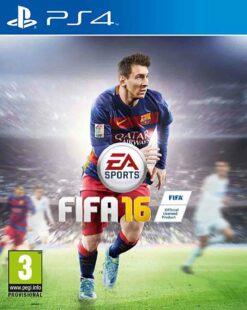 Hra FIFA 16 pro PS4 Playstation 4 konzole