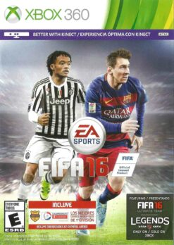 Hra FIFA 16 pro XBOX 360 X360 konzole