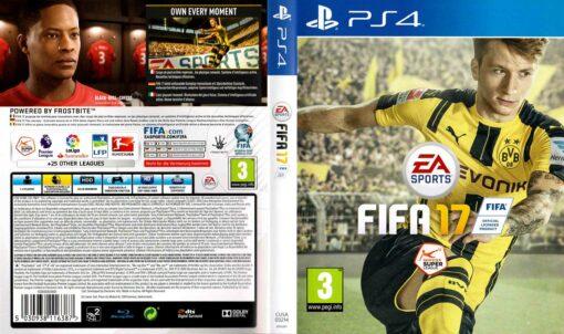 Hra FIFA 17 pro PS4 Playstation 4 konzole
