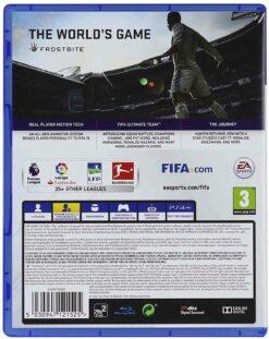 Hra FIFA 18 CZ pro PS4 Playstation 4 konzole