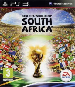 Hra FIFA World Cup 2010 South Africa pro PS3 Playstation 3 konzole