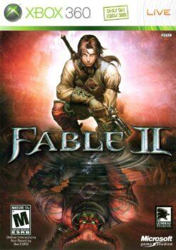 Hra Fable 2 pro XBOX 360 X360 konzole