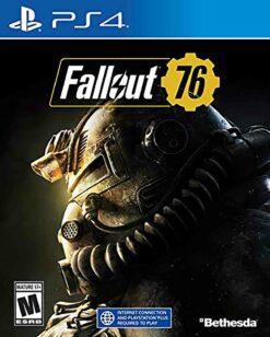 Hra Fallout 76 pro PS4 Playstation 4 konzole