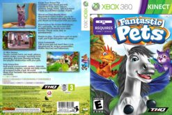 Hra Fantastic Pets (Paws and Claws) pro XBOX 360 X360 konzole